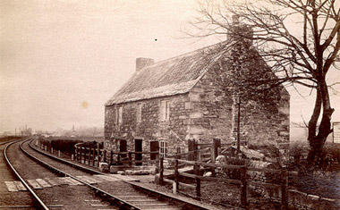 Birthplace of George Stephenson