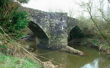 Pont Spwdwr (Spudder's Bridge)