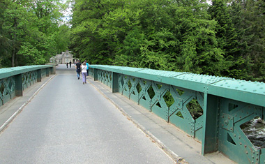 Balmoral Bridge (Crathie Girder Bridge)
