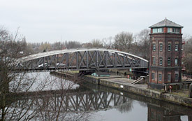 Barton Swing Bridge