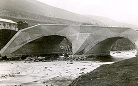 Crubenmore Modern Bridge