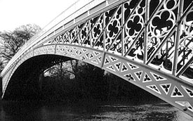 Eaton Hall Iron Bridge