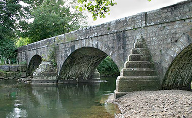 Glan Rhyd Bridge