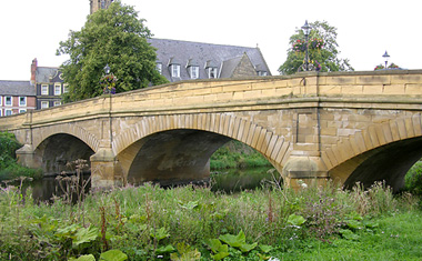 Morpeth Bridge
