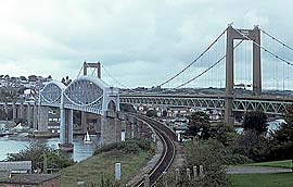 Royal Albert Bridge, Saltash