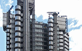 Lloyd's of London building (1986)