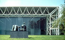 Sainsbury Centre for the Visual Arts