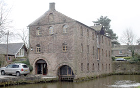 Samuel Oldknow's warehouse