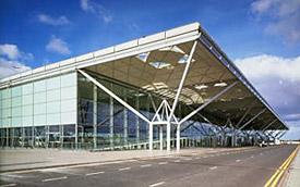 Stansted Airport, Main Terminal