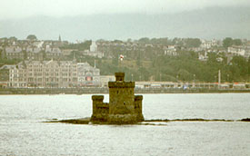 Tower of Refuge, Isle of Man