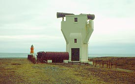 Point of Ayre fog signal station