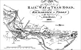 Kilmarnock & Troon Railway