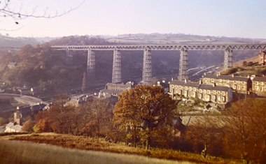 Crumlin Viaduct, site of