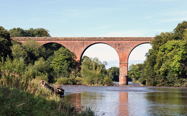 Wetheral Viaduct (Corby Bridge)