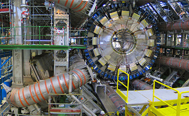 Large Hadron Collider, CERN