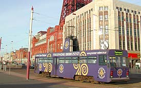 Blackpool to Fleetwood Tramway (1898)