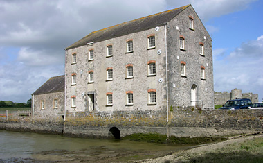 Carew Tidal Mill (French Mill)